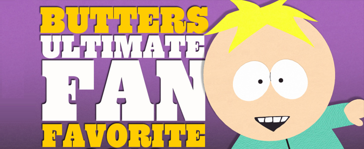 South Park Sweet 16 Winner Butters