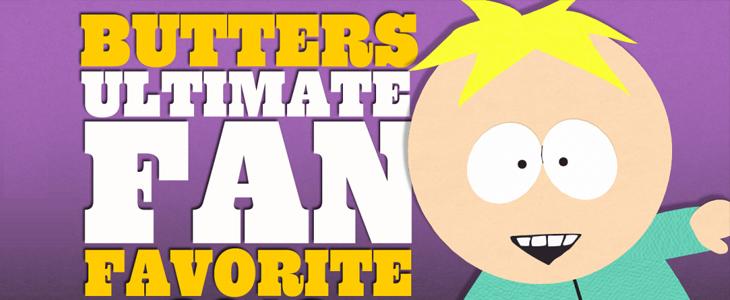 South Park Sweet 16 Winner Butters