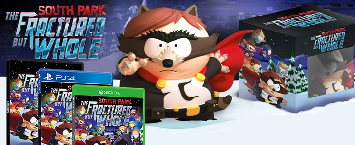 South Park: The Fractured But Whole Collector's Edition