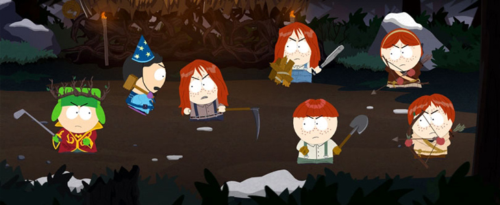 South Park: The Stick of Truth / Der Stab der Wahrheit, erste Screenshots