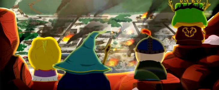 South Park: The Stick of Truth - E3 2012 Trailer