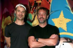 Trey Parker und Matt Stone auf der E3