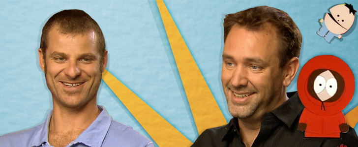 "Creating ""South Park"": Laughs on a deadline - 60 Minutes Overtime mit Trey Parker und Matt Stone"