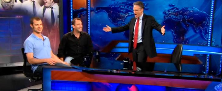 Daily Show mit Trey Parker und Matt Stone vom 15.6.2011