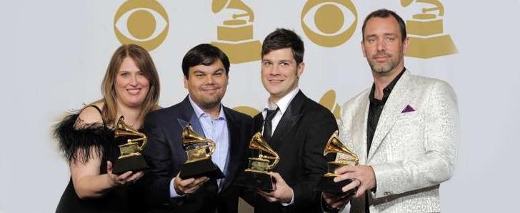 Trey Parker Grammys 2012