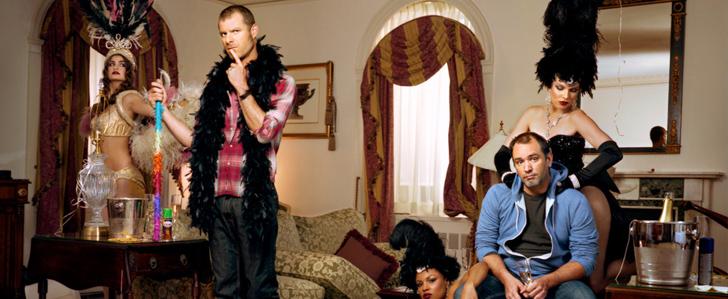 Trey Parker und Matt Stone unter den reichsten Comedians